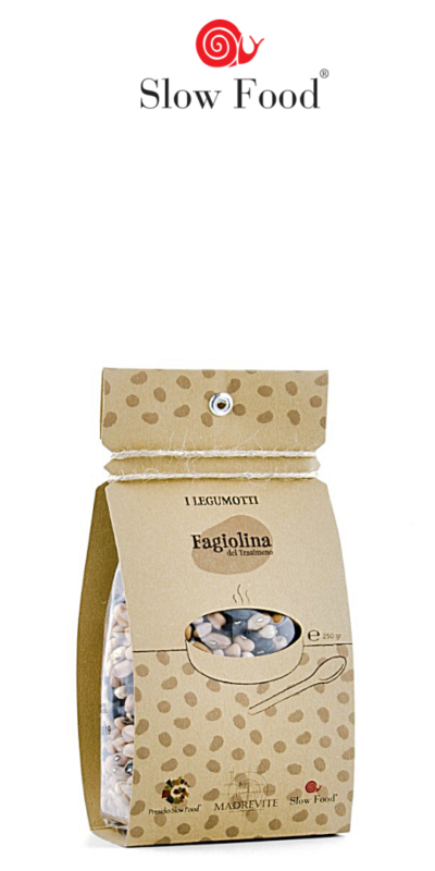 Fagiolina 250gr Madrevite slow food